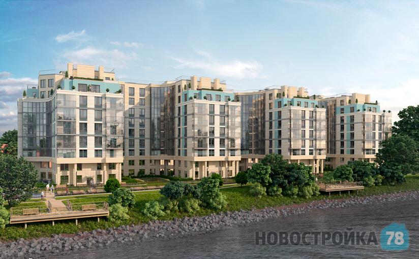 Дома у моря - Петровская Ривьера